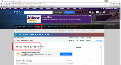 How to Test the Accuracy of Yahoo's Fantasy Football